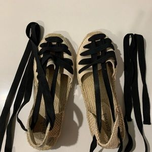 Soludos Lace-Up Espadrilles